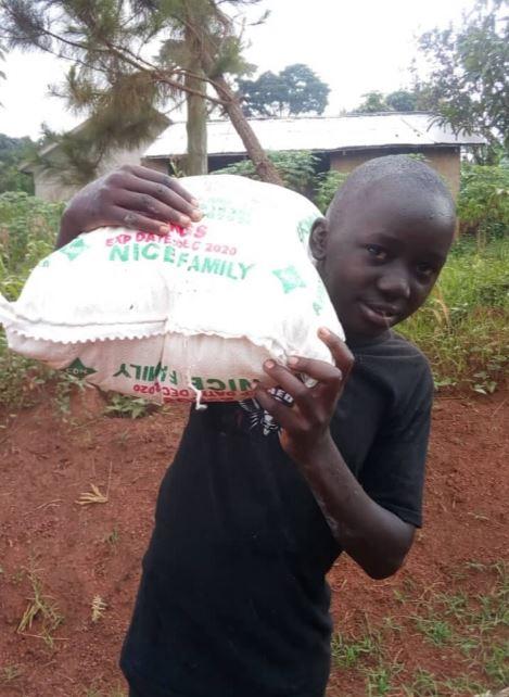 Food Outreach in Uganda